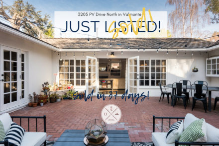 Just Sold! 3205 PV Drive North.
